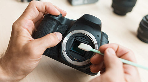 Camera Cleaning Services
