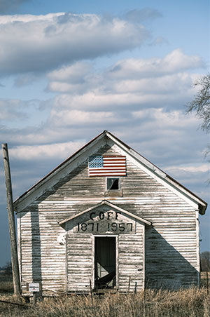 Old building by Jerred Zegelis