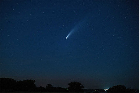 Image of Comet Neowise by Kim Fogle