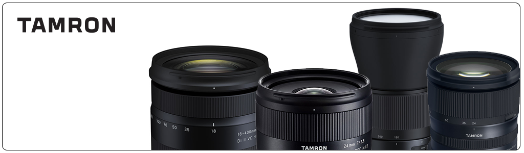 Tamron Current Sales