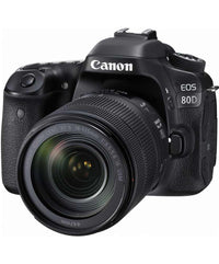 CANON EOS 80D VIDEO KIT