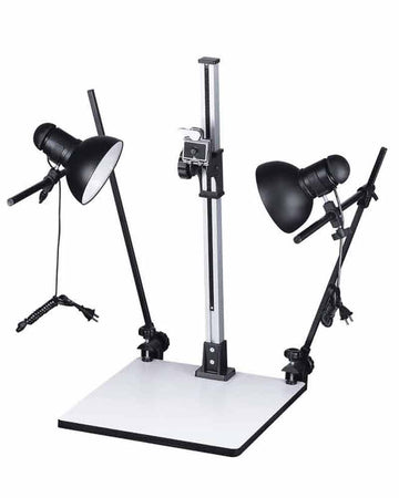 PRO COPY STAND W/LIGHTS