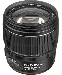 CANON EF-S 15-85MM IS 3.5-5.6