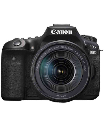 CANON EOS 90D/18-135 IS USM