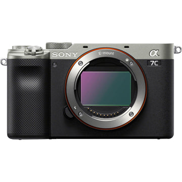 SONY ALPHA A7C BODY SILVER