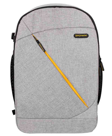 PRO IMPULSE BACKPAK GREY LRG