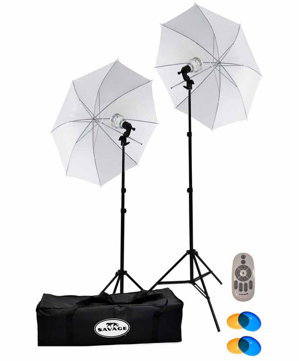 SAVAGE 500W LED STUDIO KIT