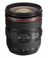 CANON EF 24-70 F/4L IS