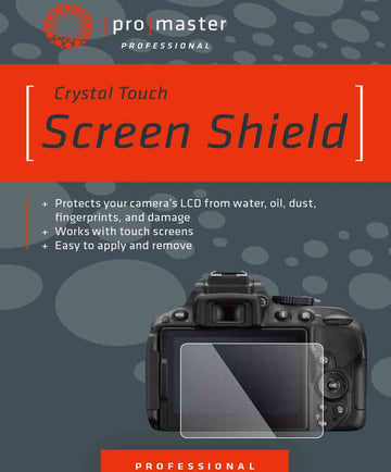 PRO P1000 CRYSTAL SCREEN PROT
