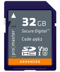 PRO 32GB SDHC 633X ADVANCED