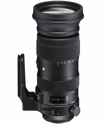 SIGMA 60-600MM 4.5-6.3 SP CANON