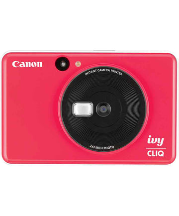 CANON CLIQ RED