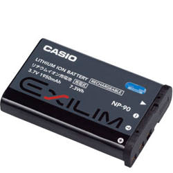 X-CASIO NP-90 BATTERY