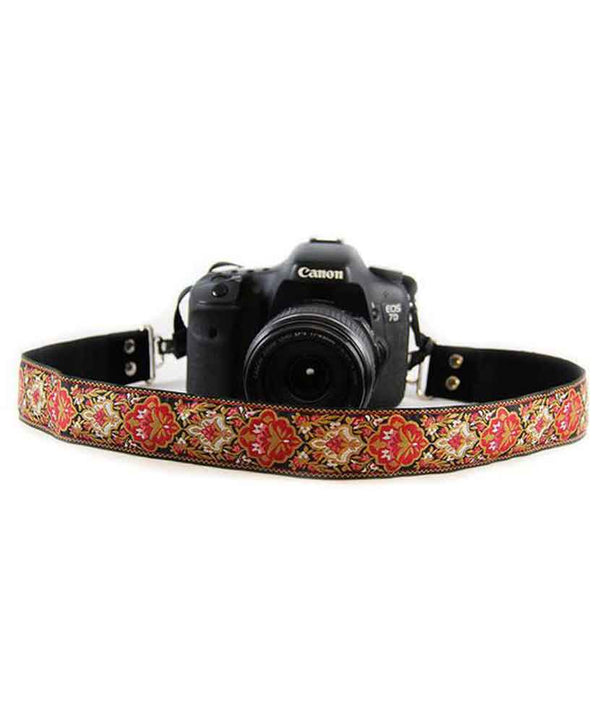 CAPTURING COUTURE 1.5IN STRAP ROSE BAROQUE