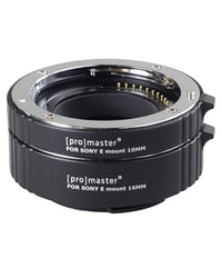 PRO EXTENSION TUBE SET SONY E MOUNT