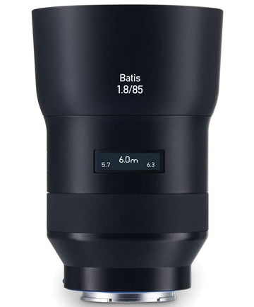 ZEISS BATIS 85MM 1.8 E MT