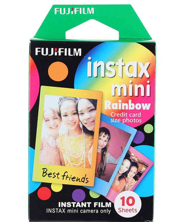 FUJI INSTAX MINI RAINBOW