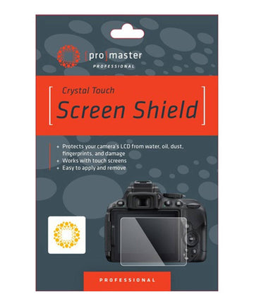 "PRO 3.0"" CRYSTAL SCREEN PROT"