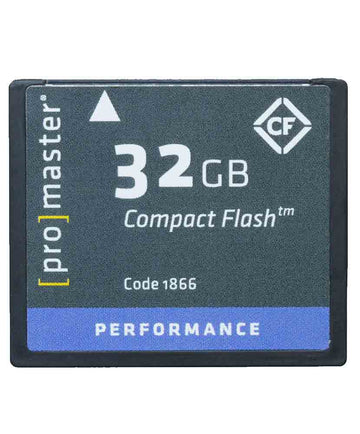 PRO 32GB CF PERFORMANCE