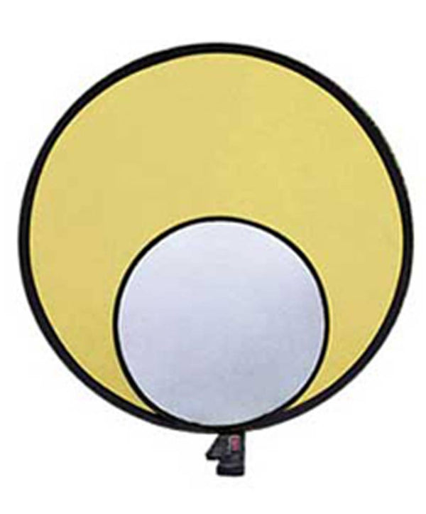 PRO 12IN SLVR/GOLD REFLECTOR