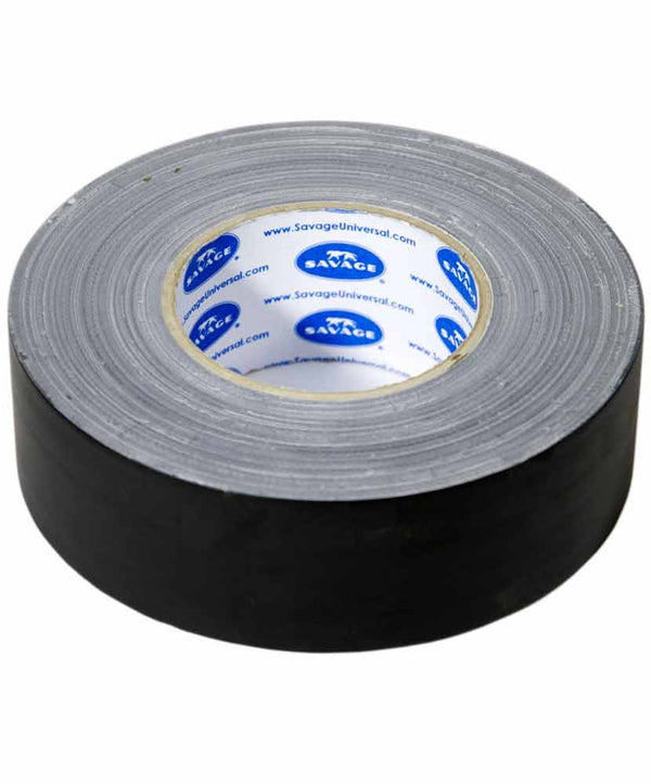 2IN X 55YD BLACK GAFFERS TAPE