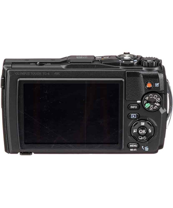OLYMPUS TOUGH TG-6 BLK