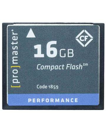 PRO 16GB CF PERFORMANCE