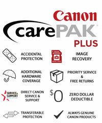 CAREPAK+ VIDEO $1000-1499 3YR
