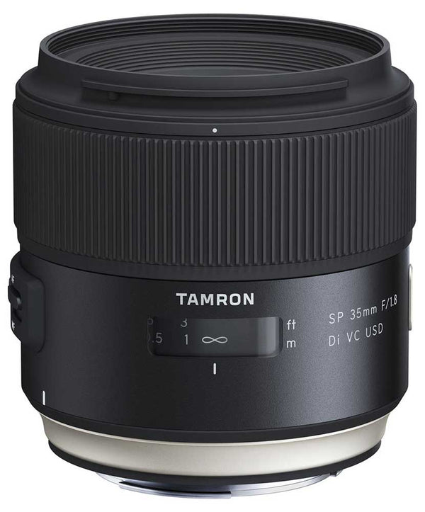 TAMRON SP 35MM 1.8 VC CANON