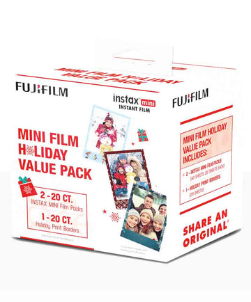 FUJI INSTAX MINI HOLIDAY KIT