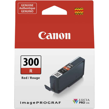 CANON PFI-300 PHOTO RED