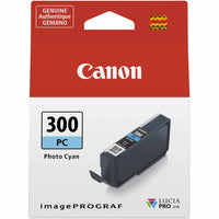 CANON PFI-300 PHOTO CYAN