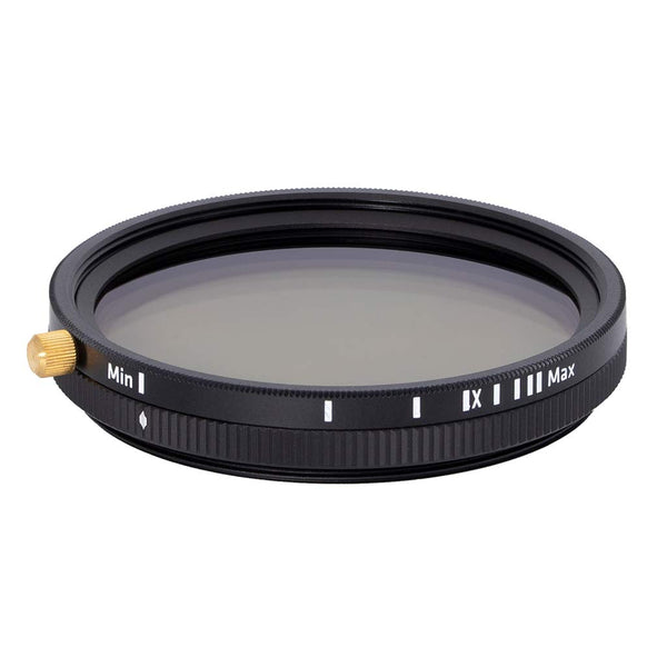 PROMASTER 58MM HGX PRIME VARIABLE NEUTRAL DENSITY FILTER