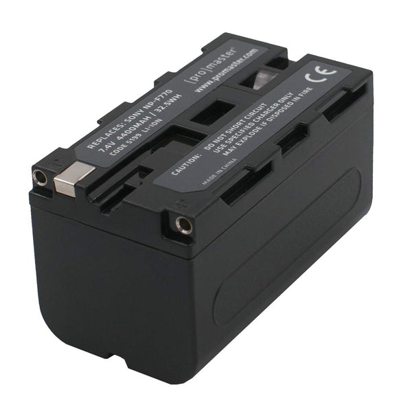 PROMASTER SONY NP-F770 BATTERY