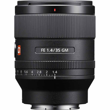 SONY FE 35MM F/1.4 GM