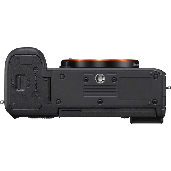SONY A7C BODY BLACK