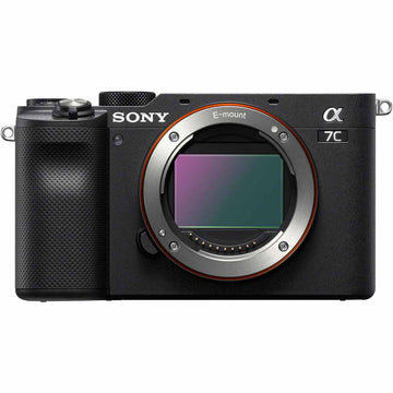SONY ALPHA A7C BODY BLACK
