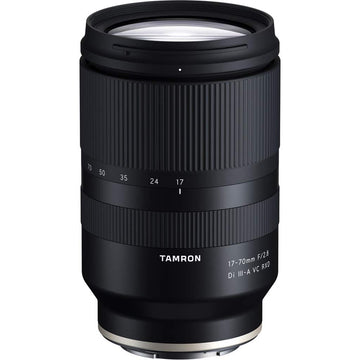 TAMRON 17-70MM F/2.8 Di III-A2 VC RXD E MOUNT LENS