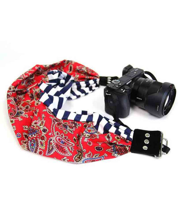 CAPTURING COUTURE POCKET SCARF LIBERTY ALLIE