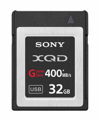 SONY 32GB XQD G-SERIES CARD