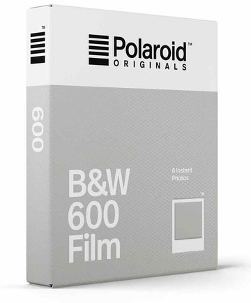 POLAROID 600 B&W FILM
