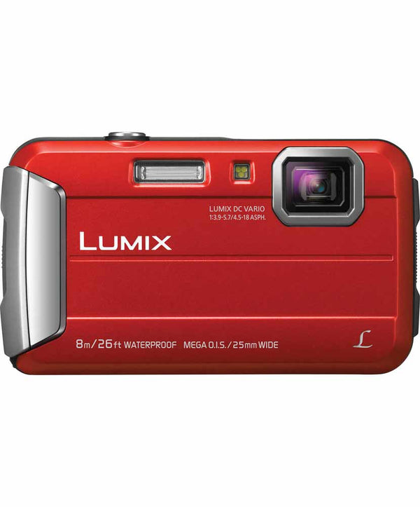 PANASONIC LUMIX TS30 RED