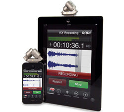 RODE iXY MICROPHONE FOR iPHONE