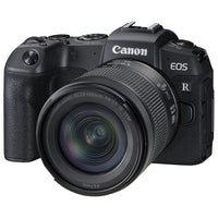 Canon EOS RP RF 24-105mm IS STM Front View