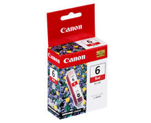 CANON BCI-6R RED INK