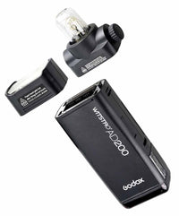 GODOX AD200 TTL POCKET FLASH