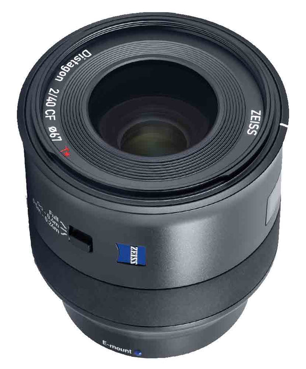 ZEISS BATIS 40MM F/2 CF E MT
