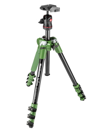 X-BEFREE TRAVEL TRIPOD GREEN