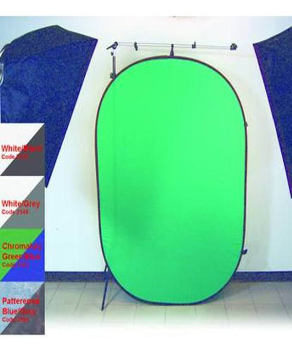 PRO 6X7 POP UP BG GRN/BLUE