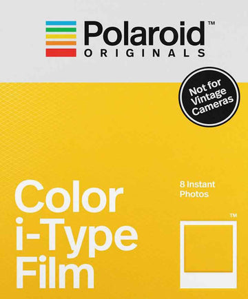 POLAROID i TYPE COLOR FILM